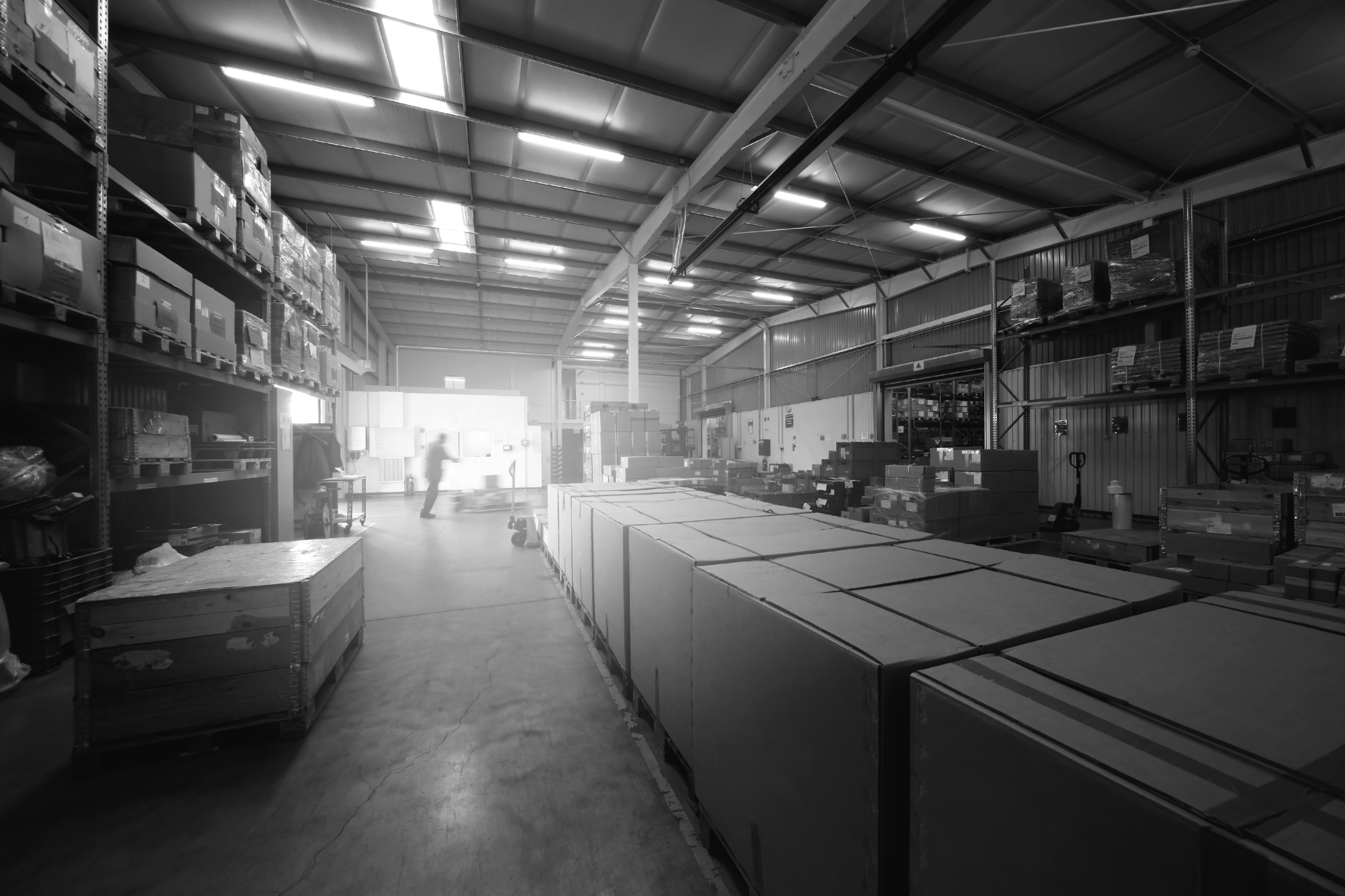 warehouse about